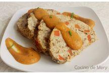 Cocina Rica y Ligera / Recetas ricas y lo más sanas posible