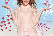 Violetta (2012-2015) / A musically talented teenager who returns to her native Buenos Aires after living in Europe. She is talented singer but she is forbidden to sing. She enrolled music academy despite her father who has no idea. Staring: Martina Stoessel, Diego Ramos, Jorge Blacko, Diego Domínguez, Mercedes Lambre, Clara Alfonso, Lodovica Comello, Candelaria Molfese, Facundo Gambandé, Samuel Nascimento,   Nicolás Garnier, Alba Rico, Florencia Benitez, Joaquín Berthold, Pablo Espinosa, Florencia Ortiz...