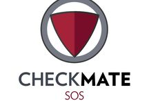 CHECKMATE SOS / CHECKMATE SOS is a mobile medical alert pendant.  that lets you send an immediate alarm in times of an emergency. If illness strikes quickly and a fall makes it difficult to let others know medical attention is required, CHECKMATE SOS does that for you, automatically, by sending an Emergency alarm and your GPS location information to our Emergency Monitoring Centre.