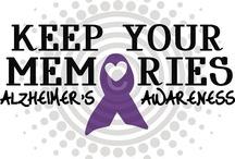 Alzheimer's Awareness / by Joan Witter