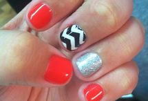 All about nails! / by Ashley Nicole Sargent