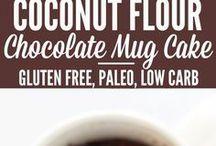 Dessert Recipes / Recipes for dessert - paleo, gluten free