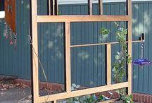 konstrukcje w ogrodach