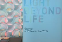 Light Beyond Life / 12 novembre 2015 Linea Light Group blogger day