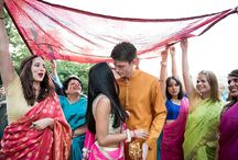 Indian wedding inspiration / Vivid colours, styles and celebratory images to inspire any  Indian themed wedding