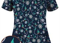 Sail Away & Summer Fun Scrubs / Who says Summer fashion in only for the beach? Checkout our 2013 collection of Summer inspired medical scrubs at UniformAdvantage.com. / by Scrubs By Uniform Advantage