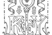 Printables / coloring pages