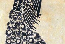 stencils / by muriel cushing
