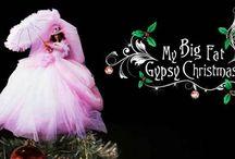 MY BIG FAT GYPSY STYLE WEDDING CAVAIR DREAMS / by Helen Ledford