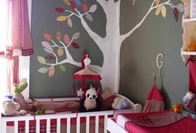 Baby Brown's Nursery Ideas / by Jessica Brown