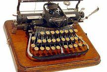 oude schrijfmachines ed
