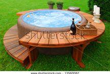 Hot tube zwembad