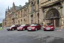 Little's Weddings / Stunning wedding cars by Little's.