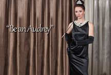 Be an Audrey / Photography inspired by the legendary Audrey Hepburn
