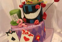 alice and hatter teaparty / by Tara Fortier
