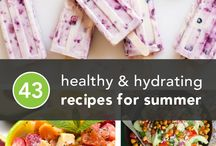 Eating Healthy Over the Summer / by Tafford Uniforms