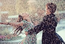 rain!!!! / by Rachel Heynike