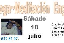 ENGATIVÁ CADE SANTA HELENITA #YOGA #MEDITACIÓN #GRATIS / https://www.facebook.com/events/502637579884443/