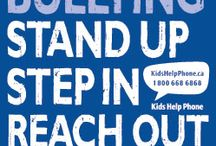 Bullying Awareness Week / Bullying Awareness Week takes place every November.  / by Kids Help Phone
