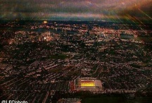 Liverpool / My city, place of birth, home.