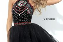 Sharri Hill dress