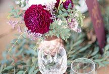 Hochzeit Blumen/Deko