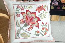 Anna Scott embroideries