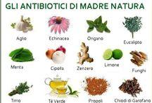 Antibiotici / Naturalmente