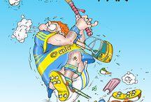 Irish Humour / Gaelic Sports. / by Chaz & Dave designs ltd chazanddave.co.uk