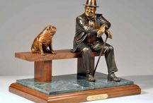George Lundeen / Western Sculpture Transcending Time and Culture  ||  Bronze, Studies, Life-size, Monumental, Figurative, Western, Native American, Historical, Children, Sports