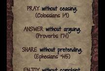Bible Motivation