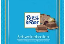 Fakes / of Ritter Sport / by Wolfgang Walz
