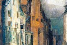 Art I love - Lyonel Feininger