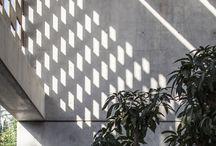 "s h a d o w + l i g h t / ""the sun never knew how great it was until it hit the side of a building"" - Louis Kahn"