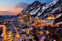 Villages in Basilicata / Beautiful villages of Basilicata Region