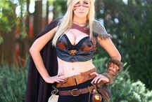 Lindsay Elyse / cosplayer Lindsay Elyse