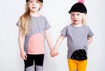 Söta barnkläder