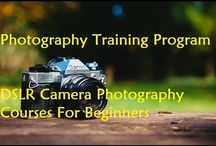 Photography Training Program