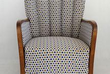 Bútor / Régi bútorok új köntösben
