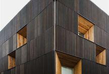 gevels - façades