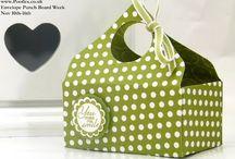 Crafts - WRMK Envelope Punch Board