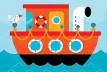 Ilustración marítima