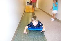 Proprioception & Vestibular Activities