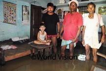 Assam Floods, India