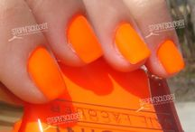 nock nock, who's there? orange! / by Shadae Lawson