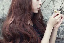 ♡ Hair style