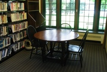Inside The Irene duPont Library / Take a peek inside our library.