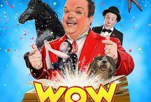 Circus Herman Renz 2015: WOW - World Of Wonders / In 2015 presenteert Circus Herman Renz 'WOW - World Of Wonders'
