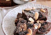 Brownis vegetariano interessante senza burro e olio