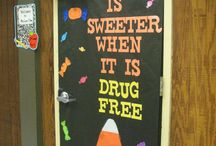 Red ribbon week / by Heather Currier